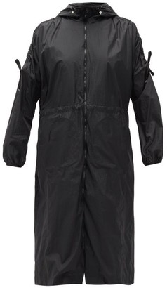 Herno Ultralight Technical Parka - Womens - Black
