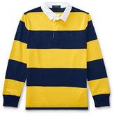 Ralph Lauren Childrenswear Cotton Jersey Rugby Shirt
