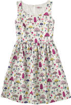 Cath Kidston Mushroom Cotton Dress