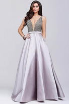 Jovani Sleeveless Ballgown Prom Dress 32609
