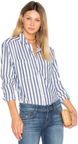 ROLLA'S Stripe Button Up