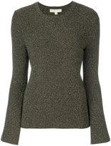 MICHAEL Michael Kors metallic knit jumper