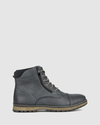 betts Forest Lace Up Boots