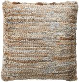Barneys New York Goma Knit Pillow