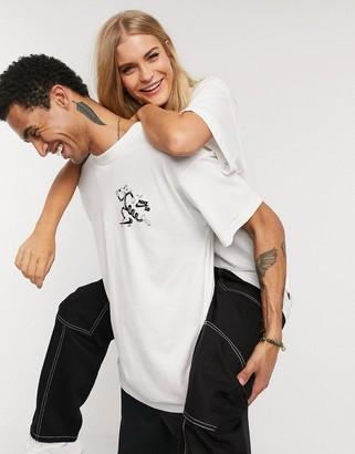 Nike SB Herrington graphic t-shirt in white