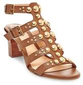 Brian Atwood Blaise Leather Sandals