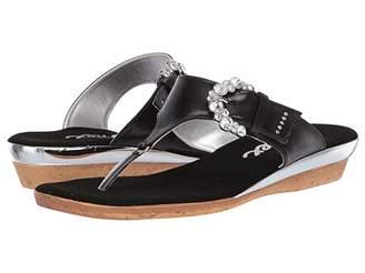 Onex Salina (Black) Women's Dress Sandals