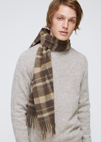 A.P.C. Tabac Will Scarf