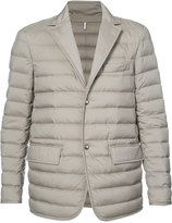 Moncler padded blazer jacket - men - Nylon/Polyamide/Feather/Goose Down - 1