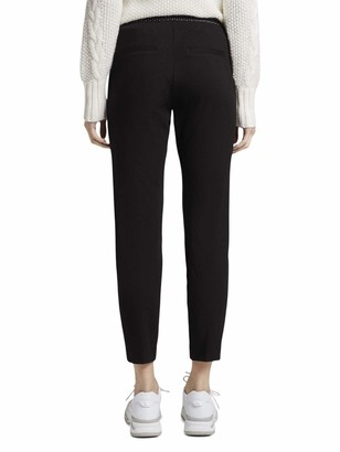 Tom Tailor Women's Mia Slim Trouser