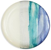 Vietri Sea Glass Ombre Round Platter