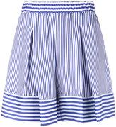 P.A.R.O.S.H. striped skirt - women - Silk - XS
