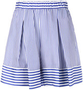 P.A.R.O.S.H. striped skirt