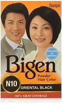 Bigen Powder Hair Color,0.21 Ounce, 6 Count