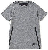 Nike Big Boys 8-20 Tech Short-Sleeve Tee