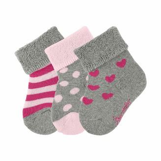 Sterntaler Baby Girls' 8401922 Calf Socks