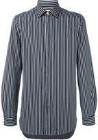 Paul Smith striped detail shirt - men - Cotton - 15 1/2