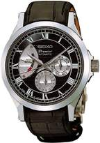 Seiko SPB005 42 Automatic Leather Men's Watch