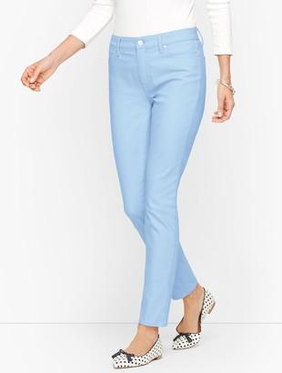 Talbots Slim Ankle Jeans - Colors