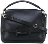 Tod's small Double T handbag - women - Leather - One Size