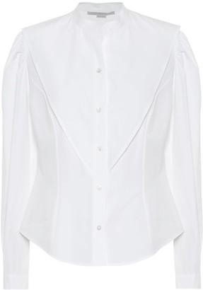 Stella McCartney Cotton-poplin shirt