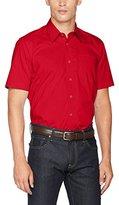 Clique Men's Samson Short Sleeve Business Shirt