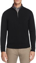 Tailorbyrd Blackfoot Wool Half-Zip Sweater