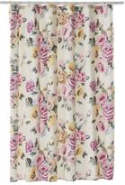 Lauren Conrad Rose Garden Shower Curtain