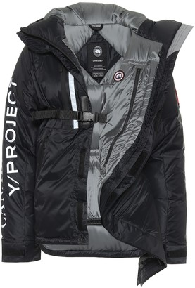 Y/Project x Canada Goose Twisted Skreslet down parka