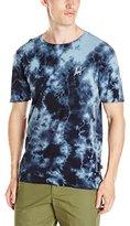 HUF Men's Classic H Crystal Wash T-Shirt
