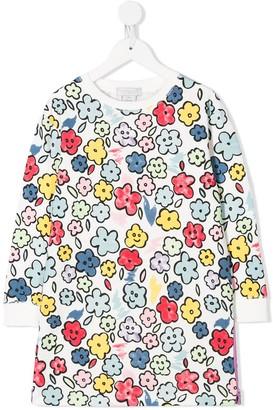 Stella McCartney Smiling Flowers Dress