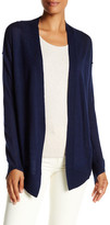 Brochu Walker Petra Draped Cashmere Cardigan