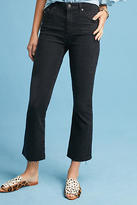 AG Jeans The Jodi High-Rise Cropped Flare Jeans