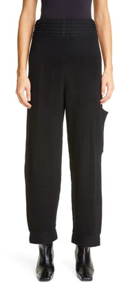 Eckhaus Latta Vacation Knit Pants