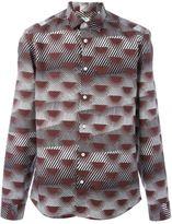 Kenzo 'Nagai Star' shirt - men - Cotton - 40