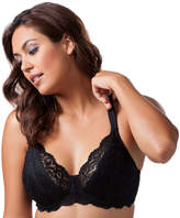 Leading Lady Full Figure Padded Lace Underwire Bra