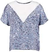 Kiomi Print Tshirt blue