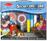 Melissa & Doug Kids' Secret Decoder Deluxe Activity Set