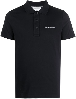 Calvin Klein Jeans Chest Logo Polo Shirt