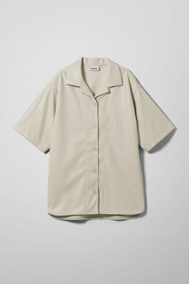 Weekday Leia Shirt - Black