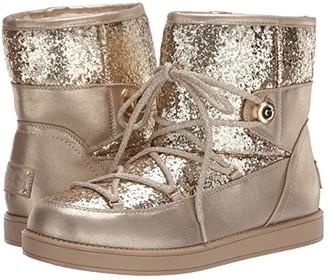 GBG Los Angeles Aylan (Gold) Women's Shoes