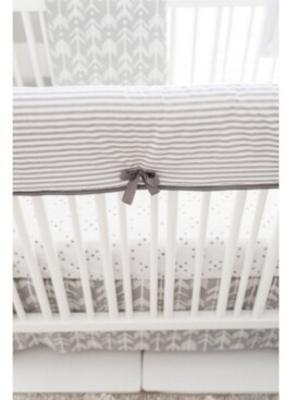 My Baby Sam Little Adventurer Crib Rail Cover Bedding