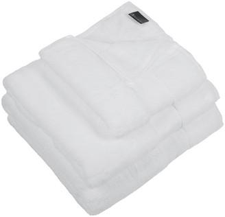 A By Amara A by Amara - Luxury Modal Towel - White - Hand Towel