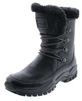 Rockport Women's Finna Fur Waterproof Snow Boot