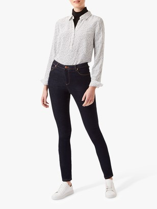 Hobbs Marianne Skinny Jeans, Indigo
