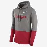 Nike College Therma-FIT (Ohio State) Men's Pullover Hoodie