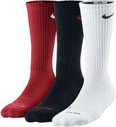 Nike 3-pr. Dri-FIT Crew Gym Socks - Boys