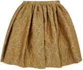 Aristocrat Kids Metallic Jacquard Midi Skirt