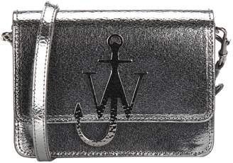 J.W.Anderson Anchor Logo Metallic Shoulder Bag