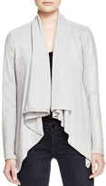 Blank NYC BLANKNYC Jacket - Faux Leather Asymmetric Zip